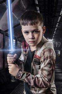 star wars theme shoot