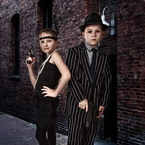Movie magic - Bugsy Malone theme shoot