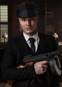 Peaky Blinders theme shoot
