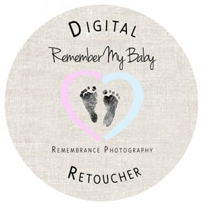 Remember my baby logo