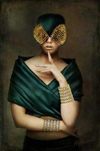 Michelle Whitmore artwork - Contemplation